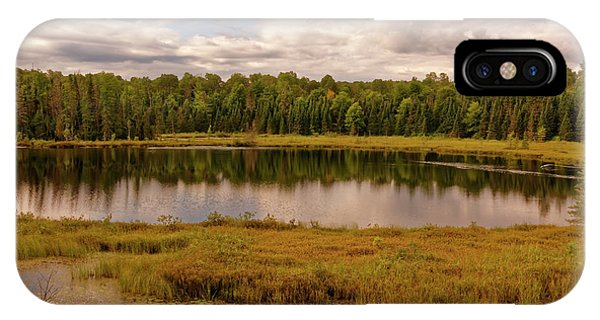 Secluded Lake IPhone Case