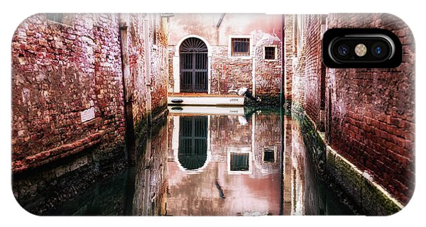 Secluded Venice IPhone Case