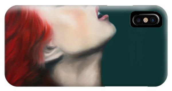 Secret Darling IPhone Case