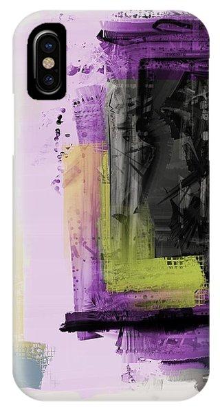 IPhone Case featuring the mixed media Secret Door by Eduardo Tavares