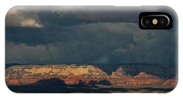 Secret Mountain Wilderness Storm IPhone Case