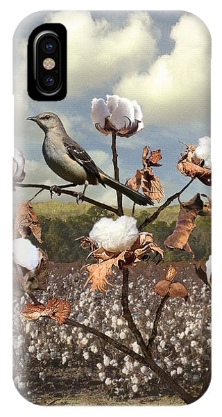 Secret Of The Mockingbird IPhone Case