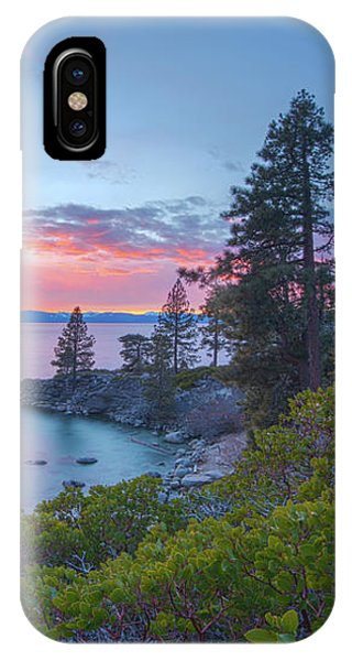 Secret Paradise IPhone Case