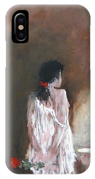 Secret Rose IPhone Case