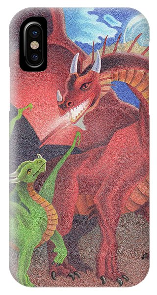 Secrets Of The Flame IPhone Case