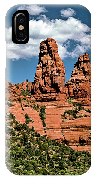 Sed Nuns 1086 IPhone Case