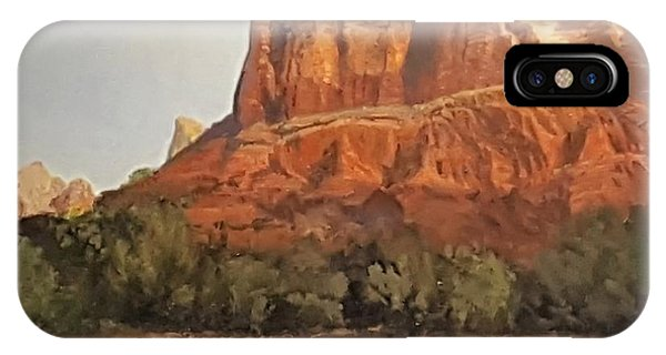 Sedona Afternoon In May IPhone Case