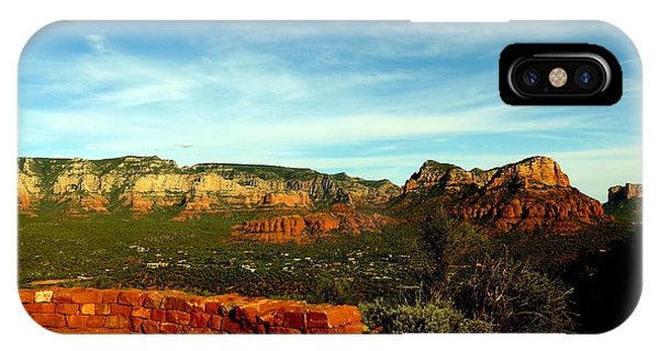 Sedona Airport Vortex IPhone Case