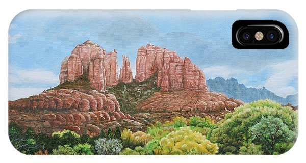 Sedona Az IPhone Case