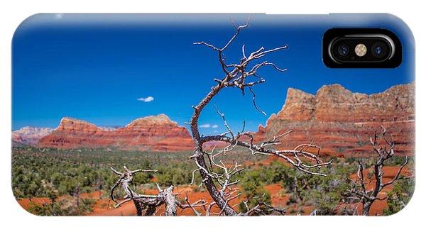 Sedona Blue IPhone Case