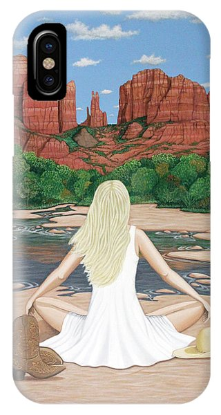 Sedona Breeze  IPhone Case