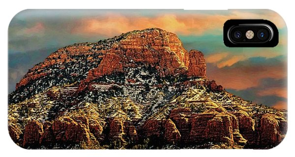 Sedona Dawn IPhone Case