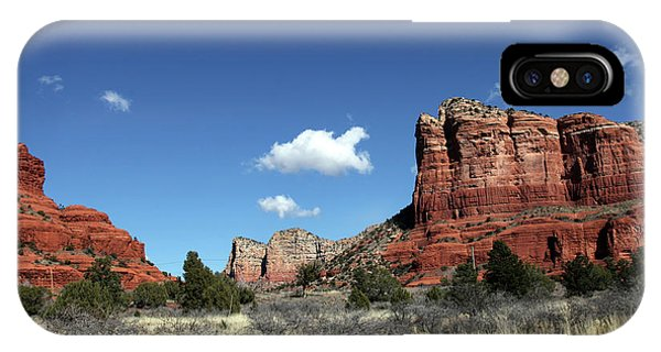 Sedona Desert IPhone Case