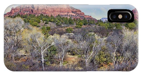 Sedona Landscape - 2 - Arizona IPhone Case