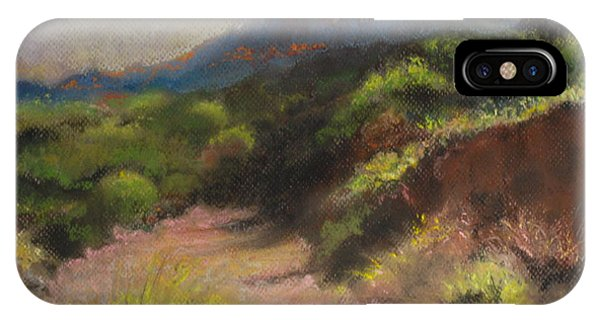 Sedona Pathway IPhone Case