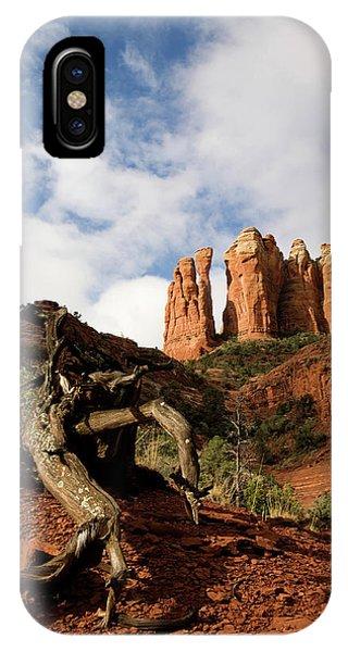Sedona Red Rocks No. 01 IPhone Case