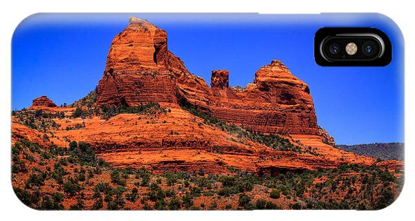Sedona Rock Formations IPhone Case