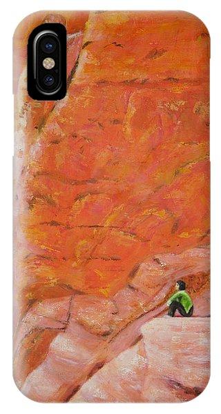 Sedona Rocks IPhone Case