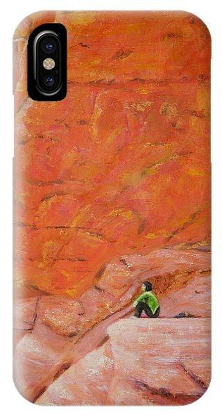 Sedona Rocks IPhone Case