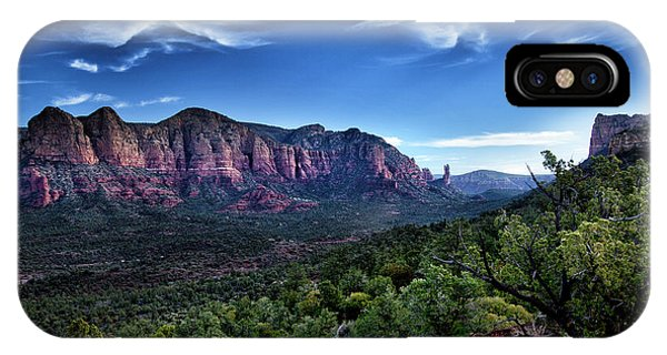 Sedona Skyline IPhone Case