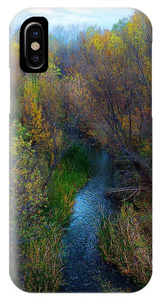 Sedona Stream IPhone Case