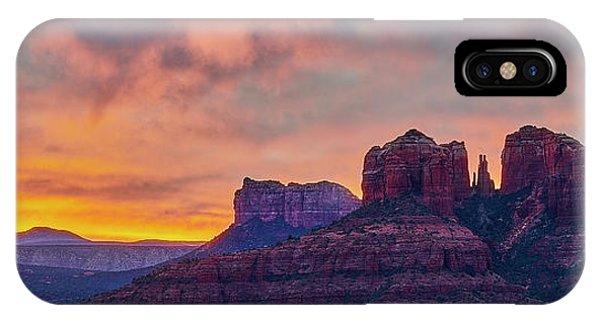 Sedona Sunrise IPhone Case