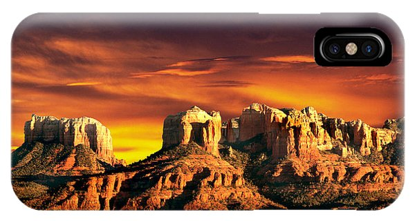 Sedona Vista IPhone Case
