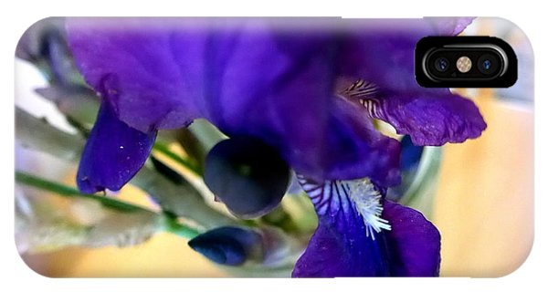 Sedona Wild Iris IPhone Case