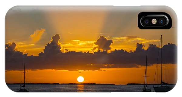 See The Light IPhone Case