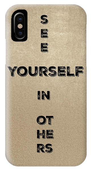 See Yourself #4 IPhone Case