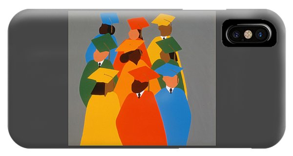 iPhone Case - Self Determination by Synthia SAINT JAMES