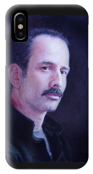 Self Portrait IPhone Case