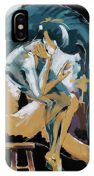 Self Reflection - Of A Dancer IPhone Case