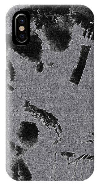 Semi-nude Original Abstract Art Cowboy IPhone Case