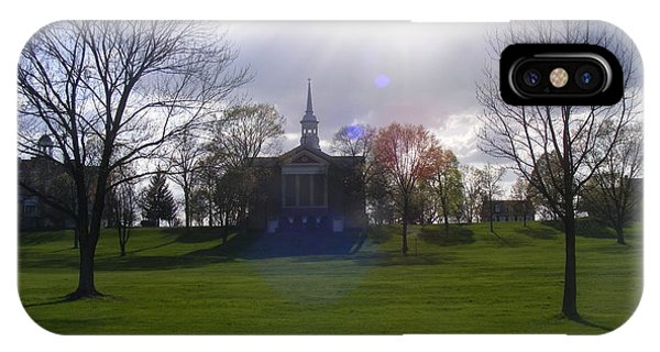 Seminary Ridge IPhone Case