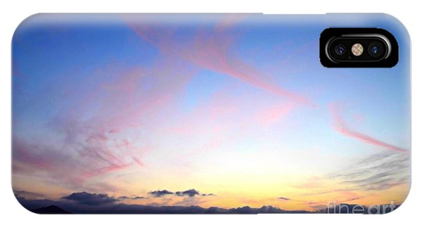 Send Out Your Light IPhone Case