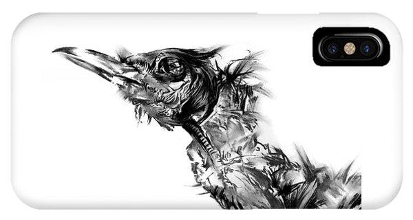 Senescence 5 IPhone Case