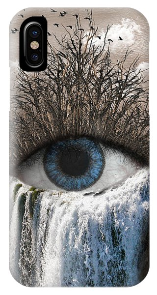 Sense Of Sight IPhone Case