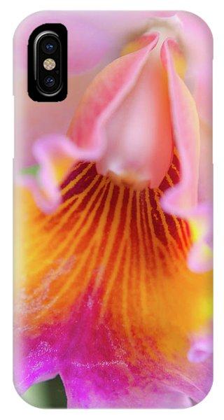 Sensual Floral IPhone Case
