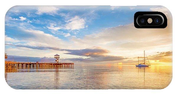 Sensual Sunrise IPhone Case