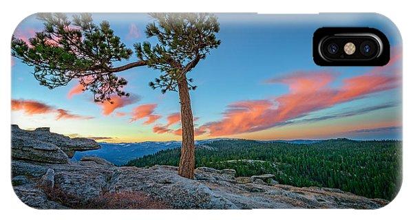 Sentinel Dawn IPhone Case