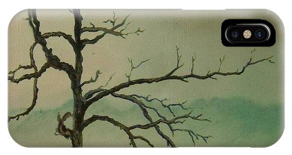 Sentinel Of The Shenandoah  IPhone Case