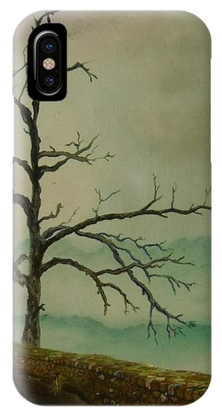 Sentinel Of The Shenandoah  IPhone Case