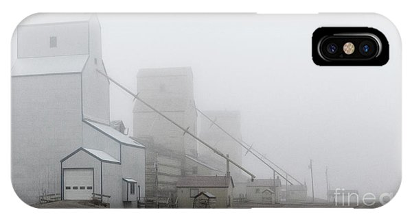 Sentinels In The Fog IPhone Case