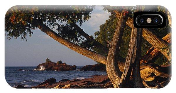 Sentinels Of Lake Superior IPhone Case