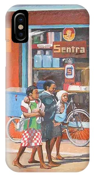 Sentra IPhone Case