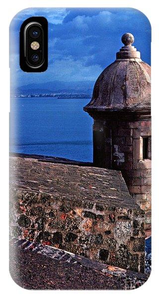 Sentry Box El Morro Fortress IPhone Case