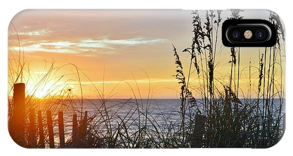 September 27th Obx Sunrise IPhone Case