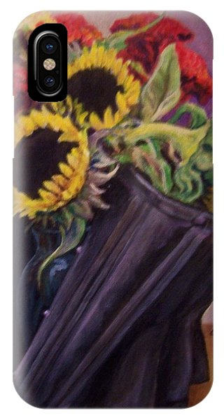 September Cincher IPhone Case