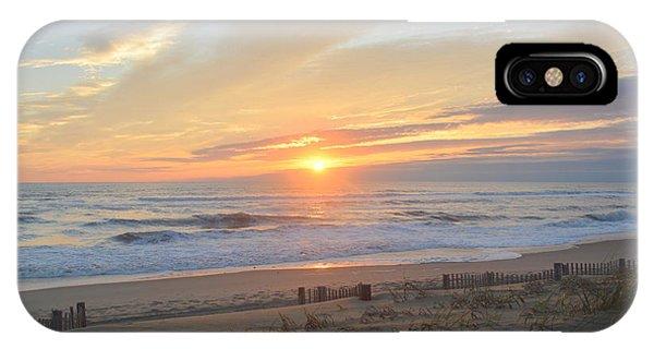 September Sunrise  30 IPhone Case